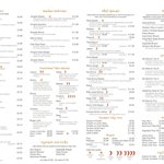 Full Menu | Restaurant & Takeaway