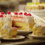 Save room for dessert.