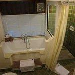 Bathroom- Family suite