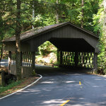 Covered Bridge on Wilderness Parkway