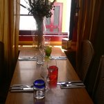 As nossas mesas