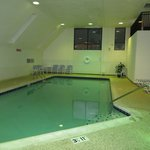 Best Western - large heated indoor pool