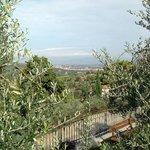 vista di Arezzo