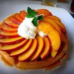 Unbelievable peaches