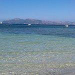Cala zona Formentor