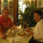 heerlijk dinere bij Tassos