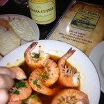 Yucatan Shrimp. Heaven in a bowl.