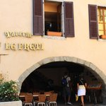 Taverne Le Freti; a great place to eat for Fondue