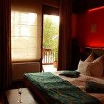 Mala Garden Hotelzimmer
