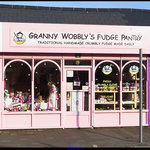 Granny Wobbly's Fudge Pantry