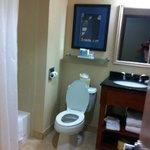 lavatory view-