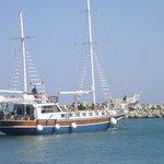 boat trips .........