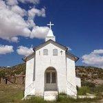 Old Cuchillo church