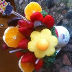 Bouquet of fresh fruit!