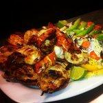 langosta, lobster Havana Style