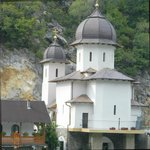 Orthodox Church along Danube.