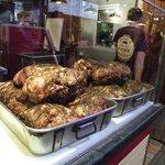 Pure heaven:-) Roast porks