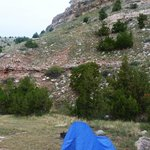 Fish Creek Canyon Campground