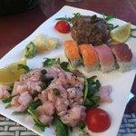 Carpaccio & Sushi