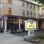 Front of The Inn at Saratoga