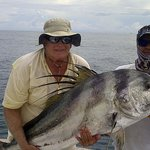 """Roosterfish measuring 64"""""""