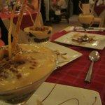Loving this evening in Sabor Restaurante