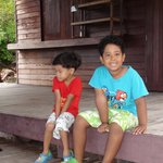 Our two sons loved this place (Tao Thong Villa #2)
