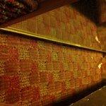 Unclean floor