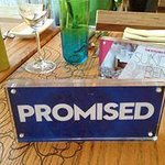 Promised - sounds so great