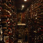 "The wine ""cellar"""
