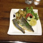 Delicious Sea bass