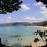 Пляж Карона
