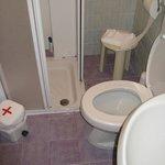 Bathroom -room 165