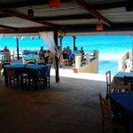 Bilde fra Taverna by the Sea Paradeisos
