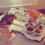 colazione suite