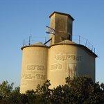 silo antigo