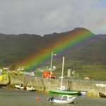 Rainbow at Corraun Peninsula
