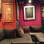 nice cosy lounge