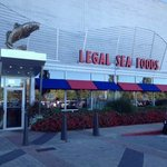 Legal Sea Foods in Burlington