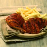 FLAME GRILLED PERI-PERI CHICKEN