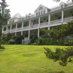 Historic Balsam Inn in the Blue Ridge Mountains of NC