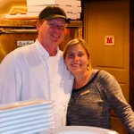 Nick & Paola - Owners  of Buona Vita in Park City