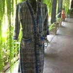 Man's dressing gown