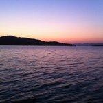 Sunset from Bogazici Restaurant, Fethiye