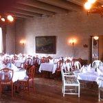 Interiörbild från matsalen
