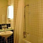 Bathroom at room no 217