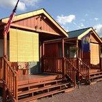 Cute & Clean Cabins!