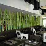 Inside the Wildeast Asian Bistro
