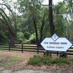 Poe Springs Park
