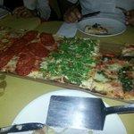 80 cm di pizza